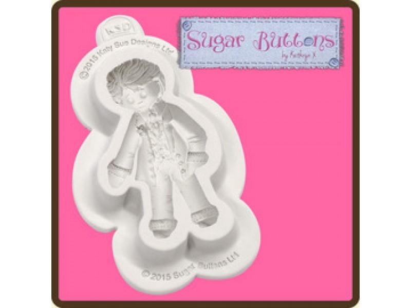Sugar Buttons - Groom