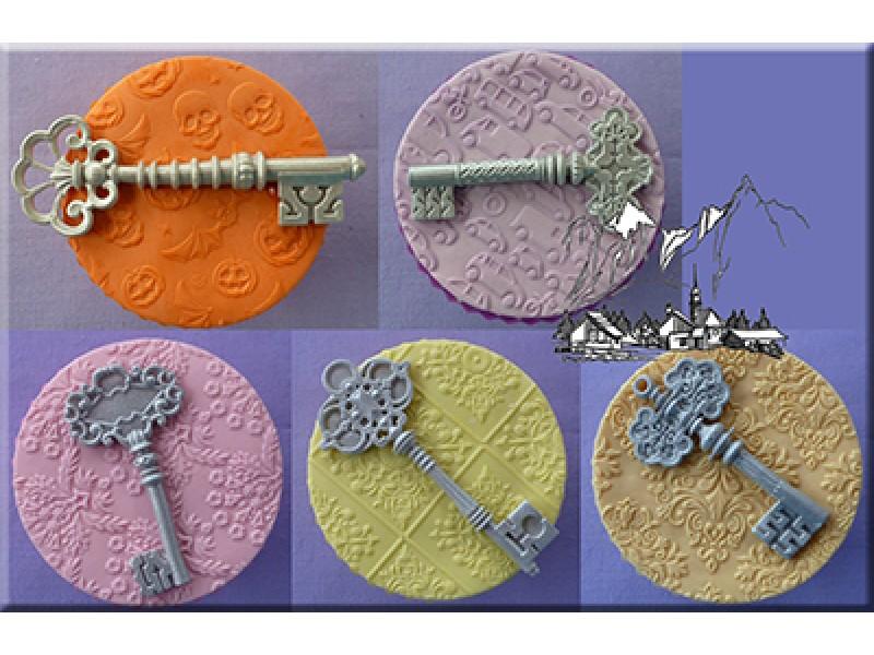 5款鑰匙組 Set of 5 Keys  AM0134