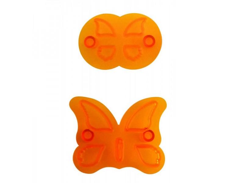 JEM Butterfly Cutter Set 2pc