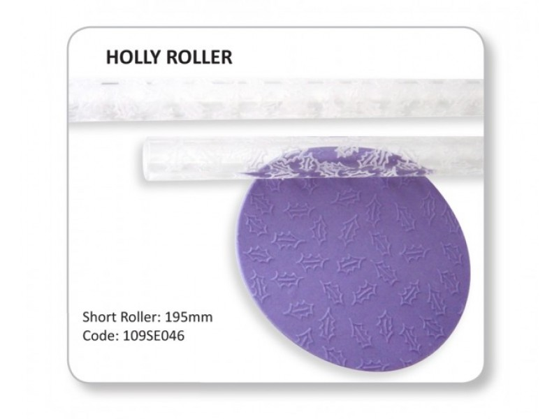 JEM Holly Roller - 195mm x 20mm
