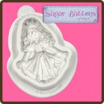 Sugar Buttons - Princess