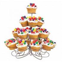 23粒杯子蛋糕架
