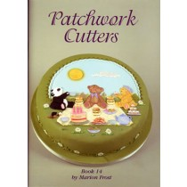 Patchwork Cutter Book 14