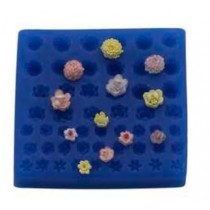 FL291 Mini Flower Set: 1/4 x 1/4 x 1/8