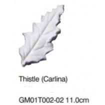 薊葉-Thistle(Carlina) W