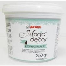 Preparato in polvere Magic Decor 250 G
