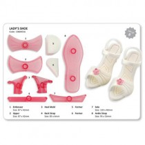 JEM new Lady's Shoe cutter set