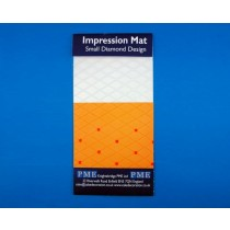 PME Diamond Small Impression Mat