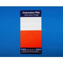 PME Square Large Impression Mat