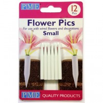 PME Flower Pics - Small (pk 12)