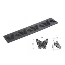 TRD02 BUTTERFLY –TRICOT DECOR