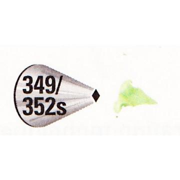 Wilton 349 葉形花嘴