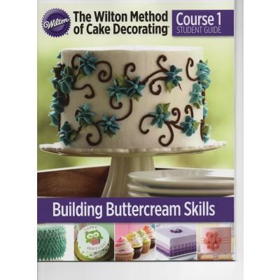 Wilton Course1 基礎擠花課程證書班