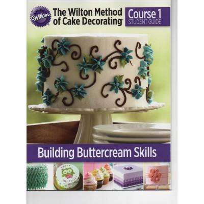 Wilton Course 1 基礎擠花課程證書班